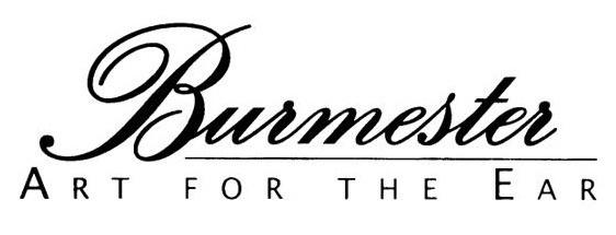 Burmester - Art for the ear