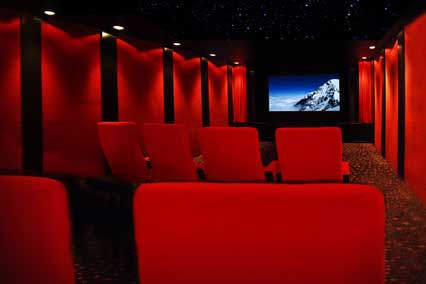 Home Cinema - Heimkino